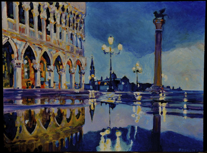 Sinking Venice